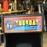 Moppet Tugboat arcade game