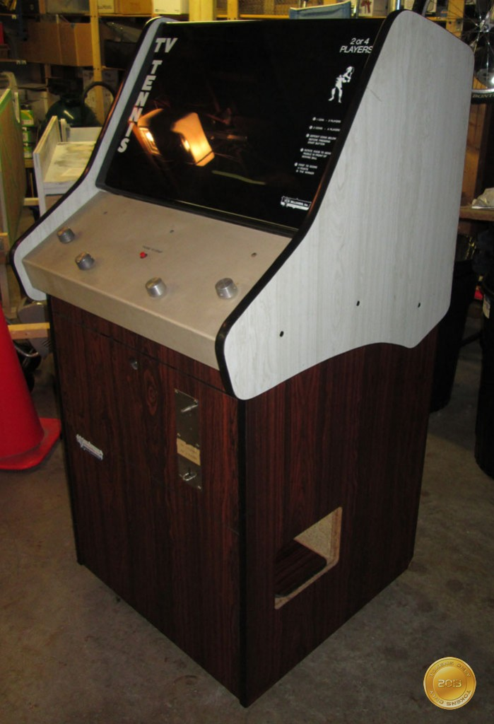 TV Tennis arcade game