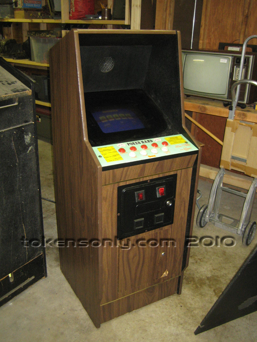 video poker machine repair