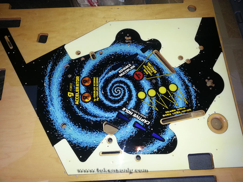 black hole playfield